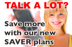 Unlimited SAVER plans